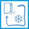 Coanda efekt – chladenie