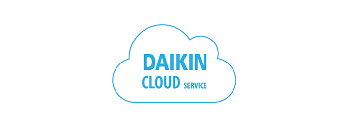 Služba Daikin Cloud